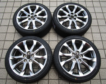 Mazda - Axela Genuine / Import 18 inch set of 4