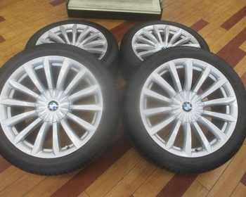 BMW - BMW 7 Series//BS19 inch 4 pieces set
