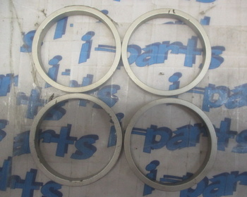 Unknown - A-K-unknown - Used hub Ring (65 -57 ) 4 pieces set