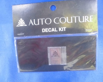 Autocouture - Haute Couture Decal Kit Micro Emblem