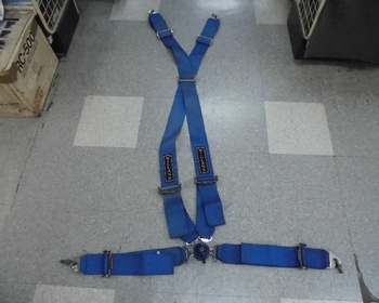 Willans - 4 4 harness 3 inch 4-point seat belt